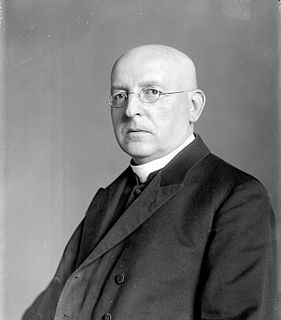 Ignaz Seipel Chancellor during the 1920s