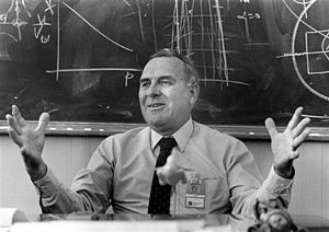 Werner Dahm - Werner Dahm at NASA in 1968