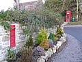 West Knighton, phone box and redundant postbox - geograph.org.uk - 1093982.jpg