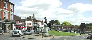 Xenomania - Xenomania are based in Westerham, Kent (pictured).