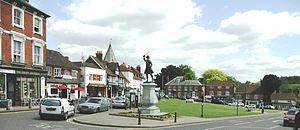 Westerham - Image: Westerham