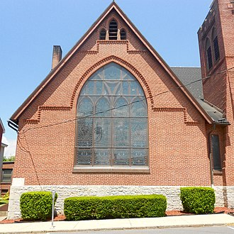 Mifflintown, Pennsylvania - Westminster Presbyterian Church