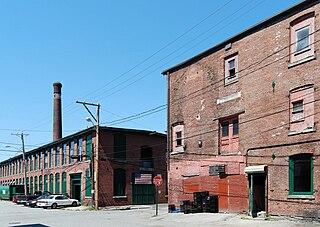 Olneyville, Providence, Rhode Island Neighborhood of Providence in Rhode Island, United States