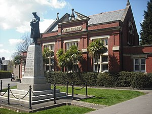 Whitchurch, Cardiff - Whitchurch Library