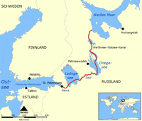 White Sea Canal map german.png