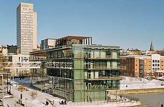 White (architecture firm) - White Arkitekter's Stockholm office which was awarded the Kasper Salin Prize in 2003