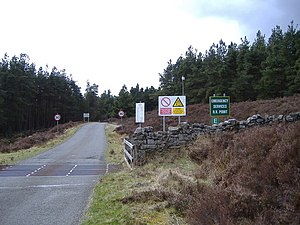 Otterburn Training Area - Image: Who goes there^ geograph.org.uk 158908