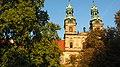 Wieże Klasztoru Cystersów w Lubiążu.jpg