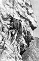 Wiener fouillant une grotte, entre Chavin de Huantar et Huanuco Viejo.jpg