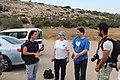 Wiki Loves Monuments 2014 in Israel Tour of Hurvat Borgin IMG 2200.JPG