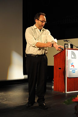 Wikimania 2011 - Closing ceremony (25).JPG