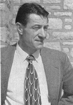 Wilbur Stalcup - Wilbur Stalcup, c. 1952