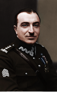 Wilhelm Orlik-Rückemann Polish general