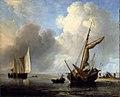 Willem van de Velde II - Fishing Boats in a Calm.jpg