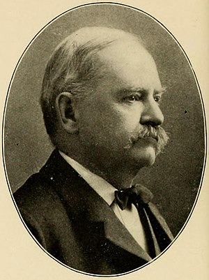 Boston Brahmin - Federal judge, founder of Choate Rosemary Hall, William Gardner Choate