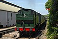 Williton railway station MMB 18.jpg