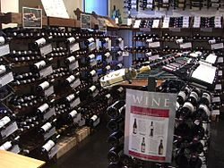 Wine retail area - Enoteca Vino Bar.jpg