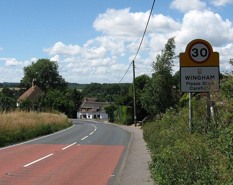 File:Wingham, UK - panoramio.jpg