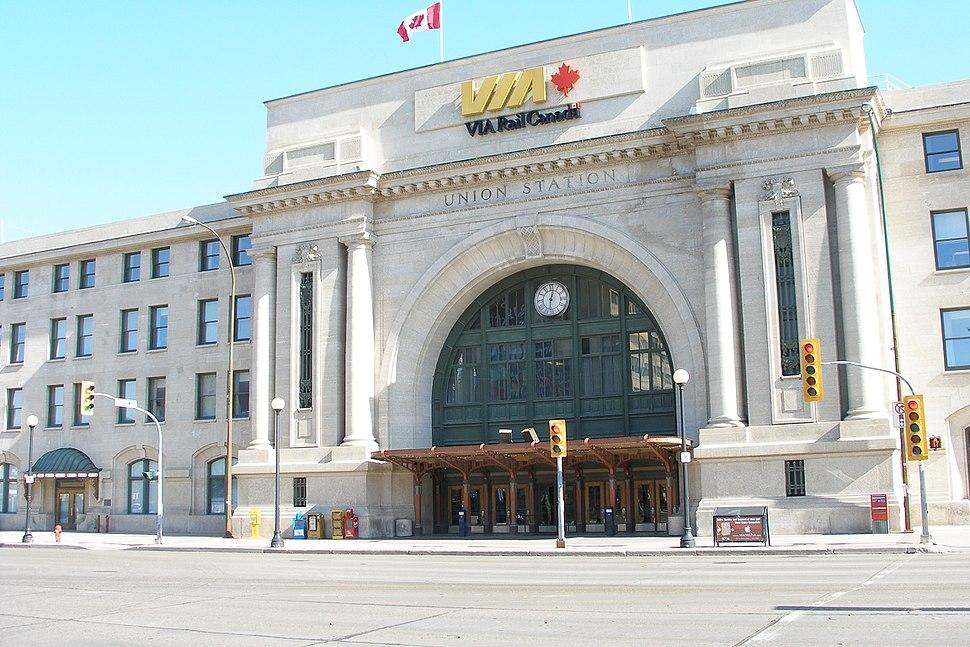 Winnipeg Via Rail station (6327590499)
