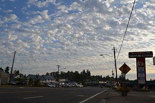 Winston, Oregon City in Oregon, United States