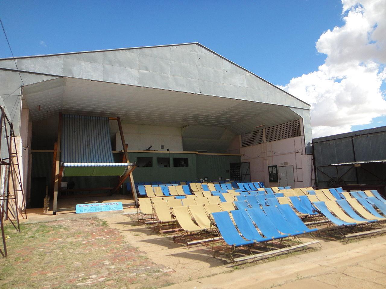 File:Winton Open Air Theatre Museum, The World's Biggest ...