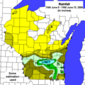 Wisconsin Rain 5 June to 13 June 2008.png
