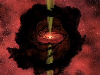 Protostar - Image: Witness the Birth of a Star