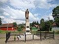 Wladislaus II Monument in Mrzygłód.JPG