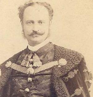 Gyula Wlassics - Image: Wlassics Gyula