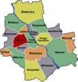 Wola Warsaw District Map.png