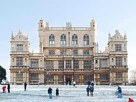 Image illustrative de l'article Wollaton Hall