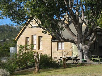 Wollombi, New South Wales - Wollombi Public School