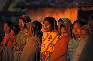 Women's health in India - Poverty and malnutrition are common issues faced by Indian women.