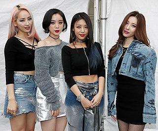 Wonder Girls South Korean girl group