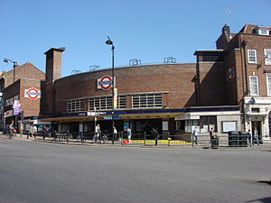 Wood Green - Wood Green tube station