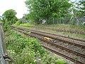 Woodside railway station (site), Aberdeenshire (geograph 5410402).jpg