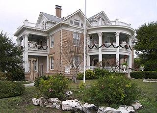 David J. and May Bock Woodward House United States historic place