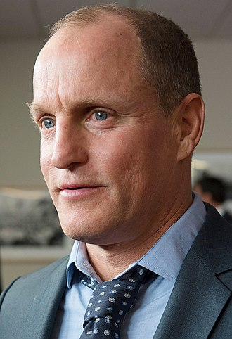 Woody Harrelson - Harrelson at the LBJ premiere, October 2017
