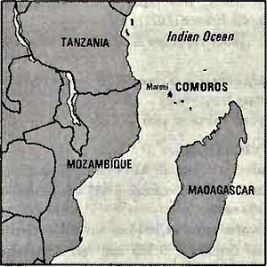World Factbook (1982) Comoros.jpg