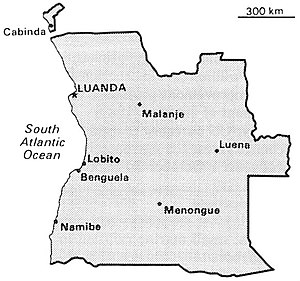 World Factbook (1990) Angola.jpg