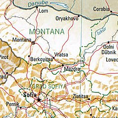 Wraza Bulgaria 1994 CIA map.jpg