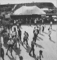 Wright's skating rink at Coolangatta Beach - Coolangatta, QLD, c 1936 (5928174305).jpg