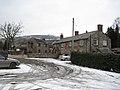Wynnstay Inn from Eastern end of car park - geograph.org.uk - 1723160.jpg