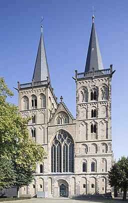 Xanten Germany Xanten-Cathedral-01a