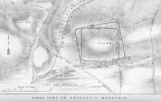 Trecastle - Image: Y Pigwm