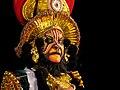 Yakshagana Performance at NINASAM (India Theatre Forum Stuyd Tour May 2013) (8764201126).jpg