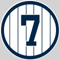 YankeesRetired7.svg