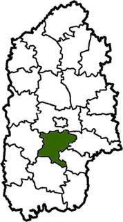 Yarmolyntsi Raion Former subdivision of Khmelnytskyi Oblast, Ukraine