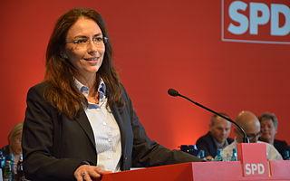 Yasmin Fahimi German politician