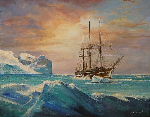 schip zinkt in antwerpen